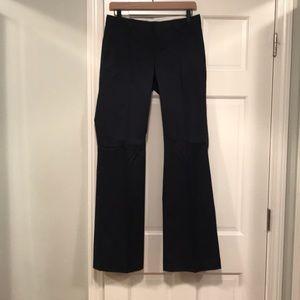 NWOT banana republic suit pants in navy size 2